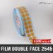 Pastille adhésive double face 280µ Ø20mm