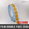 Pastille adhésive double face 280µ Ø30mm