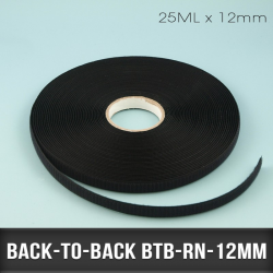 Back-to-Back 12mm X25M