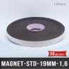 AIMANT ADHESIF  -  EP. 1,6mm