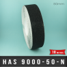 Bande adhésive anti-dérapante noir 50mm