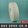 Bande adhésive anti-dérapante Blanc 50mm
