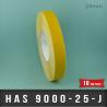 Bande adhésive anti-dérapante Jaune 25mm