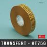 ADHESIF TRANSFERT pour ATG 19mm X50M
