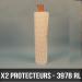 Film double face ahésif 2X protecteurs X50M
