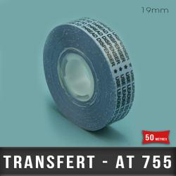 Transfert d'adhésif pour ATG 19mm X50M