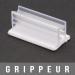 "Gripper adhésif 131 en ""T"" 1,5mm"