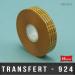Transfert d'adhésif pour ATG 3M 19mm X55M