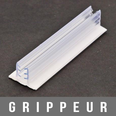 """Gripper adhésif G210-300 en """"T"""" 3mm"""