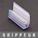 "Gripper adhésif 133 en ""J"" 1,5mm"