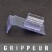Gripper G606-075 articulé 90° 1,5mm