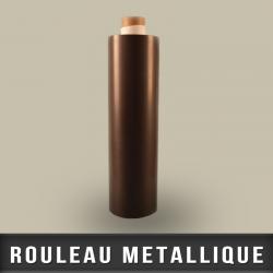 Rouleau metallique recepteur neutre