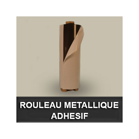 rouleau metallique neutre adh sif ep 0 4mm strong adh sifs industriels. Black Bedroom Furniture Sets. Home Design Ideas