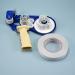Dévidoir métallique pour double face à poingée - 25mm