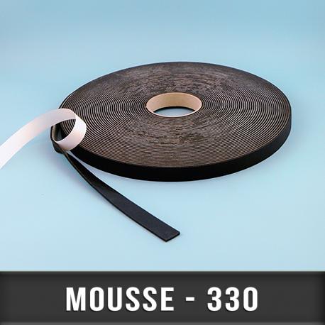 Mousse adhésive PVC Ep 4,5mm