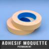 Adhésif moquette permanent 25mm X 50M