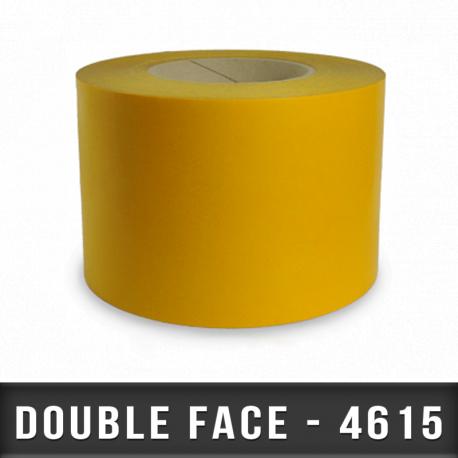 Grille PES double face acrylique 150µ - résistant au feu