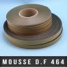 Mousse PE double face adhésive acrylique 0,920mm - Noir