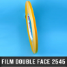 Film double face PVC Blanc acrylique 280µ 6mm