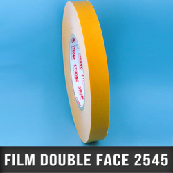 Film double face acrylique 280µ 19mm
