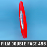 Film polyester double face acrylique 210µ 6mm