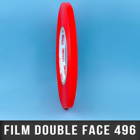Film double face acrylique 200µ 9mm