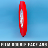 Film polyester double face acrylique 210µ 12mm