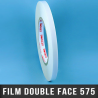 Film polyester double face acrylique 92µ 6mm