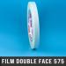 Film double face acrylique 92µ 9mm