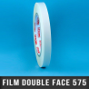 Film polyester double face acrylique 92µ 12mm