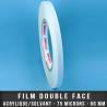 Film double face adhésif acrylique 75µ