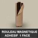 Magnétique adhésif 1 face