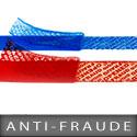 Adhésif anti-fraude