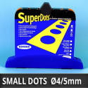 SMALL DOTS Ø4/5mm