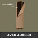 Aimant anisotrope avec adhesif