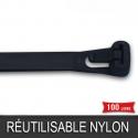 Lien de fermeture réutilisable Nylon