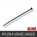 Lien de fermeture Nylon à usage unique