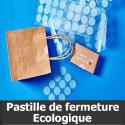PASTILLE DE FERMETURE ECOLOGIQUE