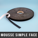 Mousse simple face