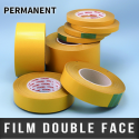 Film adhésif double face - Adhésif permanent
