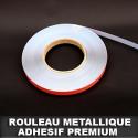 Ruban métallique adhésif