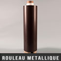 Rouleau metallique