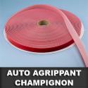 Auto-agrippant champignon