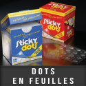 POINT DE COLLE  (DOTS BOITE)