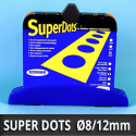 SUPER DOTS Ø8/12mm
