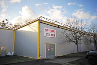 strong adhesif industriel