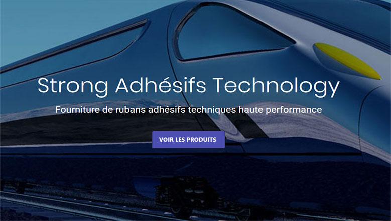 Strong Adhésifs Technology